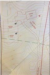 Map of land and link to property on Vineyard Avenue, Highland NY